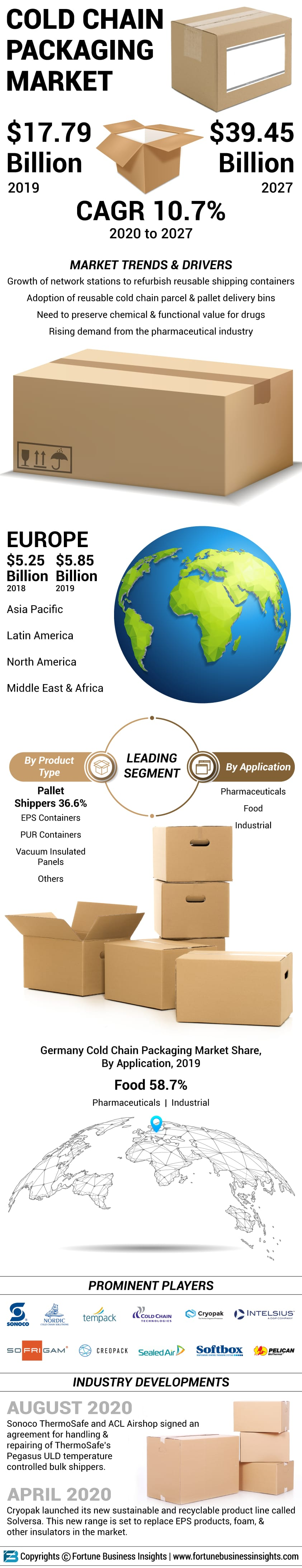 Cold Chain Packaging Market